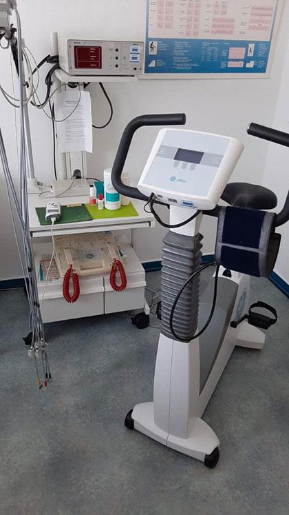 Belastungs-EKG-Puerschel